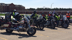 WHF Ride IX - Fort McCoy & Tomah VA
